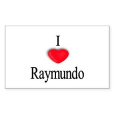Raymundo Rectangle Decal