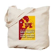 Your Sex LIfe Your Choice Tote Bag