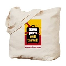 Have Porn Will Travel 2 Tote Bag