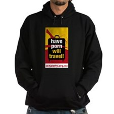 Have Porn Will Travel 2 Hoodie
