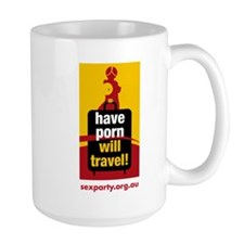 Have Porn Will Travel 1 Coffee Mug