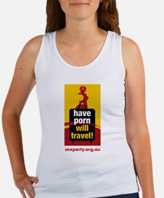 Have Porn Will Travel 1 Women's Tank Top