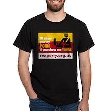 I'll show you my porn T-Shirt