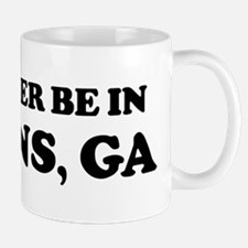Rather be in Athens Mug