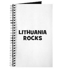 LITHUANIA ROCKS Journal