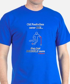 Old Footballers T-Shirt