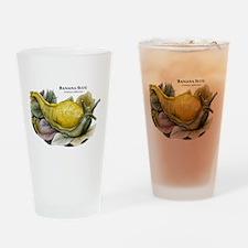 Banana Slug Drinking Glass