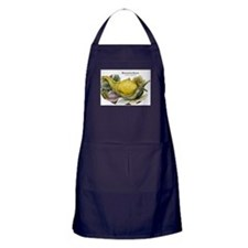 Banana Slug Apron (dark)