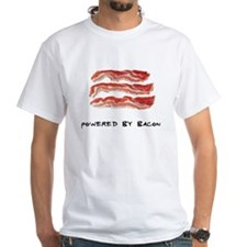 Powered By Bacon Shirt
