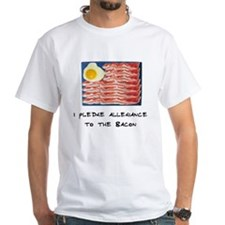 Allegiance To the Bacon Shirt