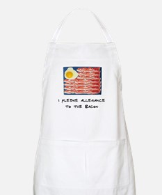 Allegiance To the Bacon Apron