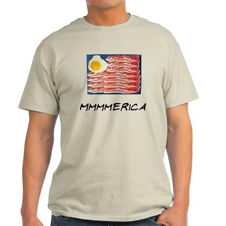 Mmmmerica Light T-Shirt