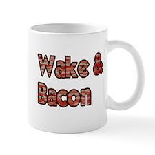 Wake And Bacon Shirt Mug