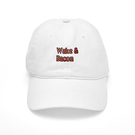 Wake And Bacon Shirt Cap