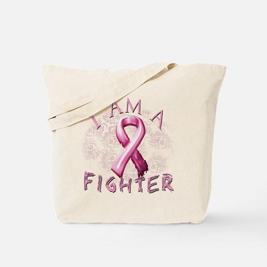 I Am A Fighter Tote Bag