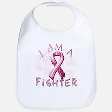 I Am A Fighter Bib