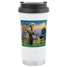 St Francis / G Shep Thermos Mug