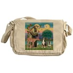 S, Fr, #2/ Greater Swiss MD Messenger Bag