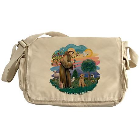 St Francis #2/ Lakeland T Messenger Bag