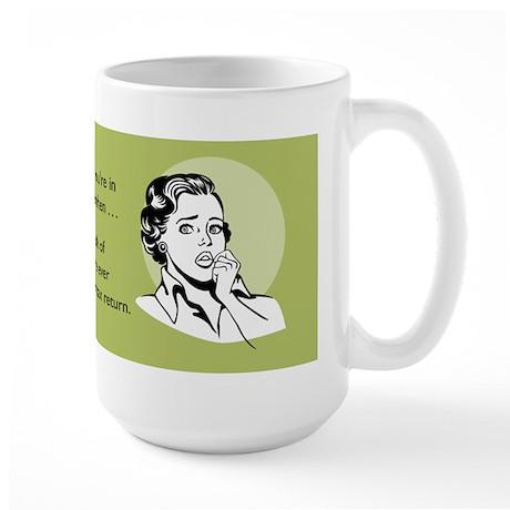 Best Fiction Large Mug