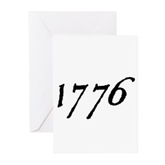 DECLARATION NUMBER TWO™ Greeting Cards (Pk of 20)