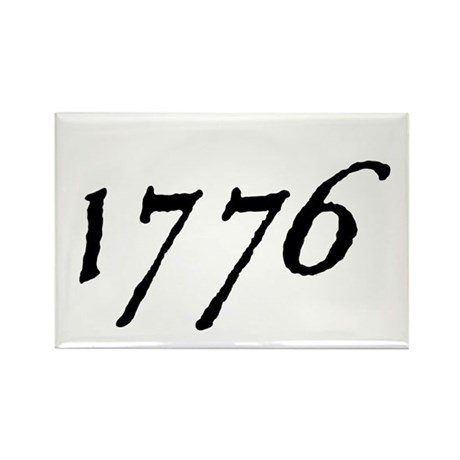 DECLARATION NUMBER TWO™ Rectangle Magnet (100 pack