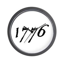 DECLARATION NUMBER TWO™ Wall Clock