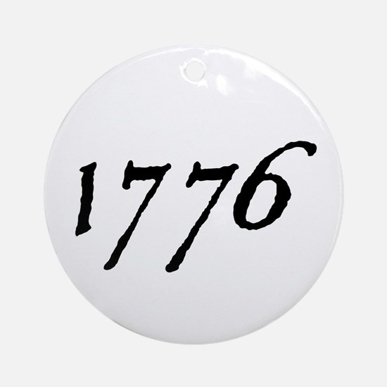 DECLARATION NUMBER TWO™ Ornament (Round)