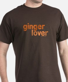 Ginger Lover T-Shirt