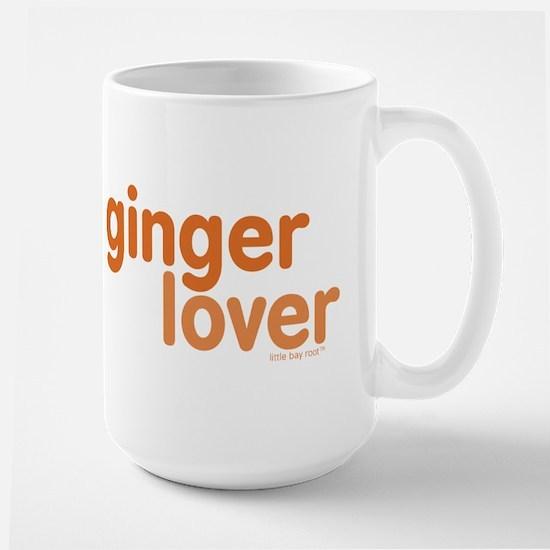 Ginger Lover Large Mug