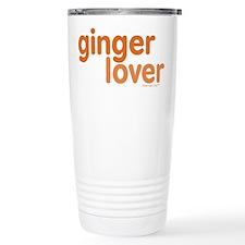 Ginger Lover Travel Mug