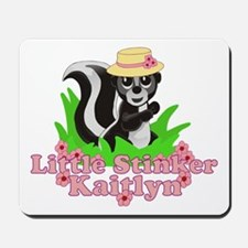 Little Stinker Kaitlyn Mousepad