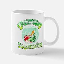 Vintage Proud Vegetarian Mug