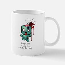 Keep Calm, Carry On, Aim for Mug