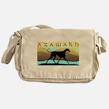 Azawakh Seaside Messenger Bag