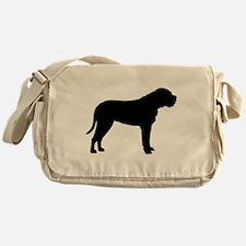 Bullmastiff Dog Breed Messenger Bag