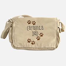 Catahoula Dad Messenger Bag