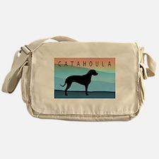 Catahoula Blue Mt. Messenger Bag