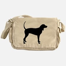 Coonhound Messenger Bag