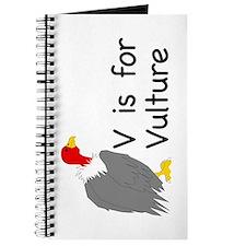 V is for Vulture Journal