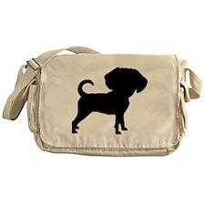Unique Beagles dog Messenger Bag