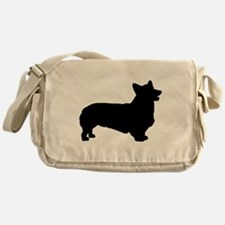 Pembroke Welsh Corgi Messenger Bag
