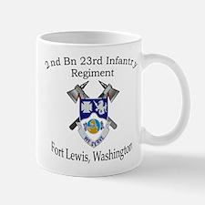 2nd Bn 23rd Infantry Mug