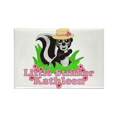 Little Stinker Kathleen Rectangle Magnet (10 pack)