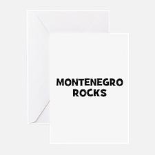 MONTENEGRO ROCKS Greeting Cards (Pk of 10)