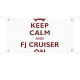 Toyota fj cruiser Banners