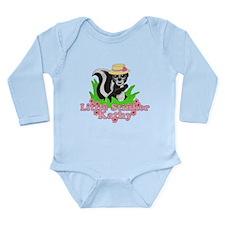 Little Stinker Kathy Onesie Romper Suit