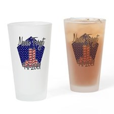 Cute 9.11 Drinking Glass
