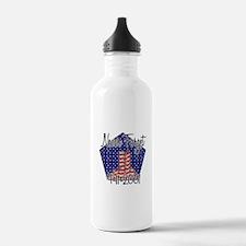 Cute 9 Water Bottle
