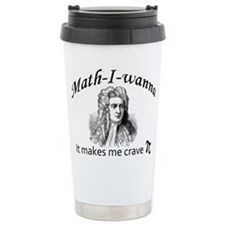 Math-I-wanna Travel Mug
